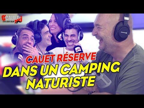 CAUET Réserve Dans Un Camping Naturiste - C'Cauet Sur NRJ