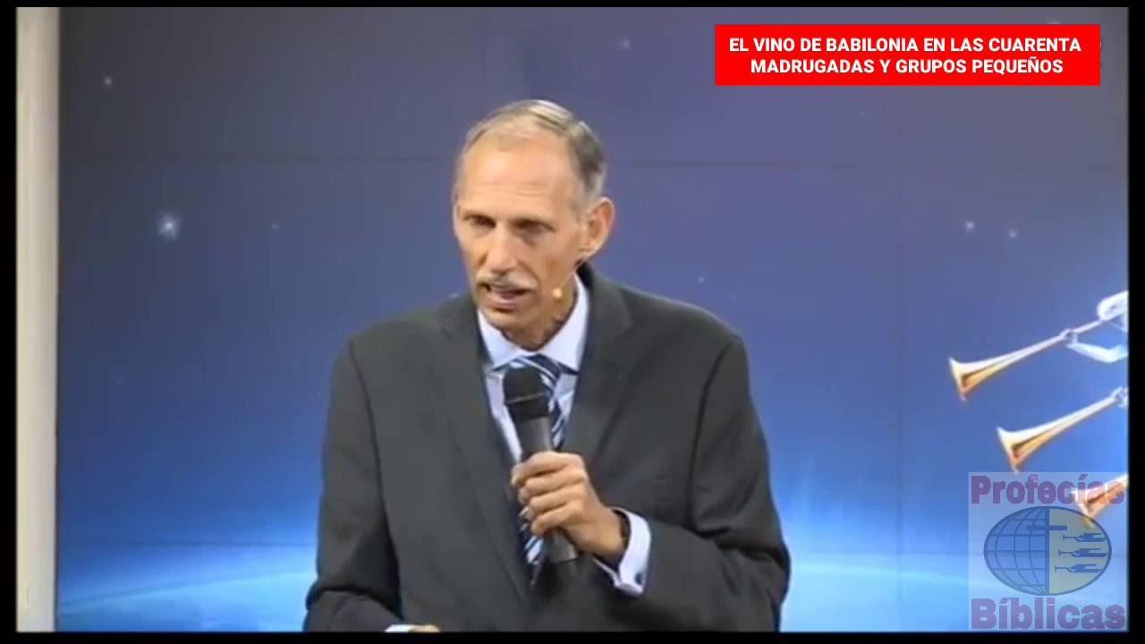 EL VINO DE BABILONIA EN LAS CUARENTA MADRUGADAS Y EN LOS GRUPOS PEQUEÑOS (David Gates)