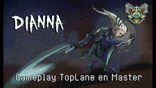 SECRET COUNTER DE ORNN - GAMEPLAY DIANA EN MASTER