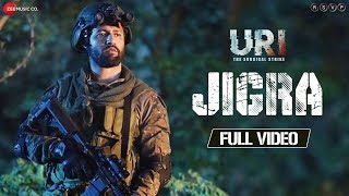Jigra - Full Video | URI |  Vicky Kaushal & Yami Gautam | Siddharth B & Shashwat S