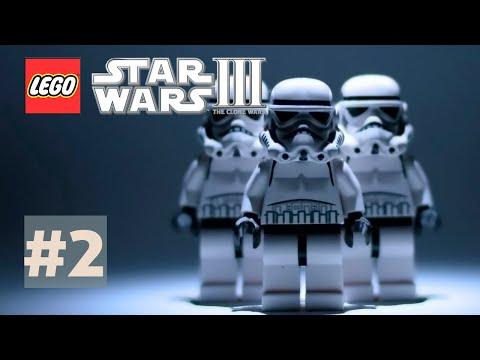 Звездные войны, войны клонов и лего игры онлайн