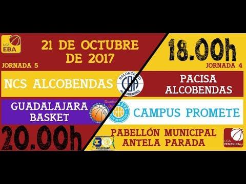 NCS Alcobendas - Guadalajara Basket