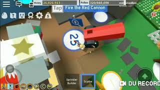 GETTING THE 1ST ACE BADGE IN BEE SWARM SIMULATOR | (Roblox Bee Schwarm Simulator)