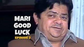 Pothwari Drama - Mari Good Luck - 3/3 - Shahzada Ghaffar | Khaas Potohar