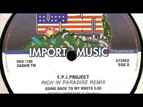 FPI Project feat. Sharon Dee Clarke - Going Back To My Roots (Remix Version)