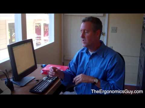 The Ergonomics Guy - Why Is My Your New Monitor A Pain In The Neck?