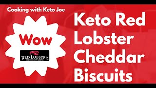 Keto Red Lobster Cheddar Bay Biscuits - Low Carb | Down 30 Pounds | Keto Diet works