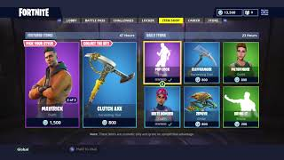 *NEW* DAILY ITEM SHOP TODAY! | SKIN RESET! | FORTNITE BATTLE ROYALE (4/8/2018)