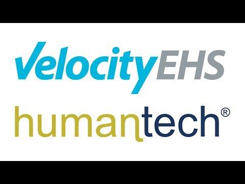 Client Success Story: VelocityEHS/Humantech