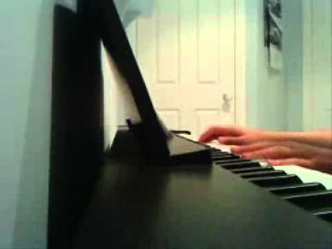 Pokemon Black and White - Theme Song - (Piano Cover)