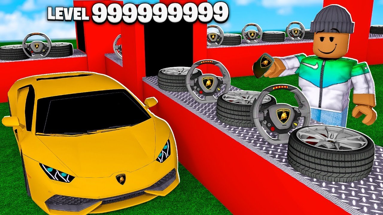 ROBLOX CAR TYCOON 2020