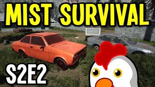 NEW CAR and an OLD FRIEND - Mist Survival Gameplay - S2E02
