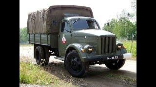 ГАЗ-51  1962  г.в 2 часть  перезалив /  запуск двс. Дед продаёт ГАЗ  после  восстановления