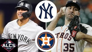 New York Yankees vs. Houston Astros Highlights | ALCS Game 2 (2019)