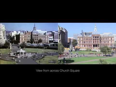 Pretoria Then and Now (1954 vs 2014)