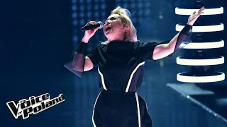 "Jelena Matula – ""It's a Man's Man's Man's World"" - Live 2 - The Voice of Poland 8"
