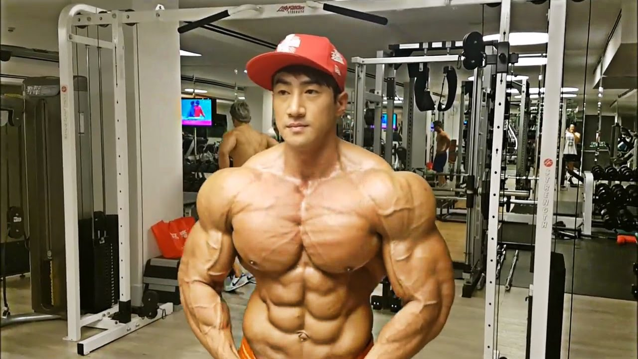Chul Soon Workout Routine