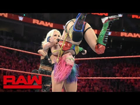 WWE's Alexa Bliss on concussion, her pro-wrestling development and