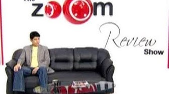 The zoOm Review Show - Agent Vinod & The Hunger Games online movie review