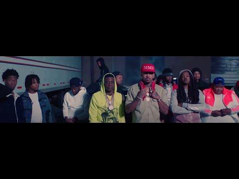 Смотреть клип Trouble - All My Niggaz