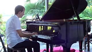 Nicola Tenini - Jazz Ascona 2017 - Beach Lounge - Hit The Road Jack