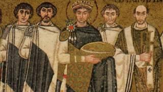 Император Юстиниан I Великий