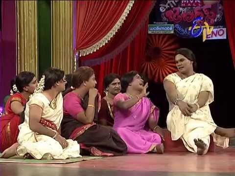 Extra Jabardasth -    - Chammak Chandra Performance on 27th March 2015