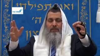 הרב ניר בן ארצי - שופרו של משיח מיד אמן