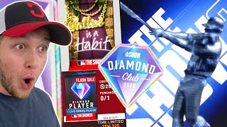 spending all of my stubs on *NEW* PACKS! BALLIN IS A HABIT RETURNS.. (mlb the show 20)