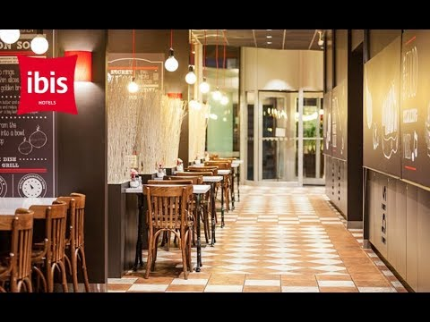 Discover ibis Praha Mala Strana • Czech Republic • vibrant hotels • ibis