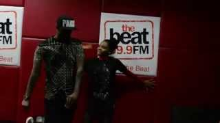 kaffy peter p square dancing on the morning rush