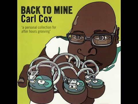 Back To Mine - Carl Cox