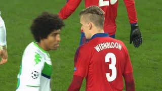 Video Full Pertandingan CSKA Moscow vs Wolfsburg