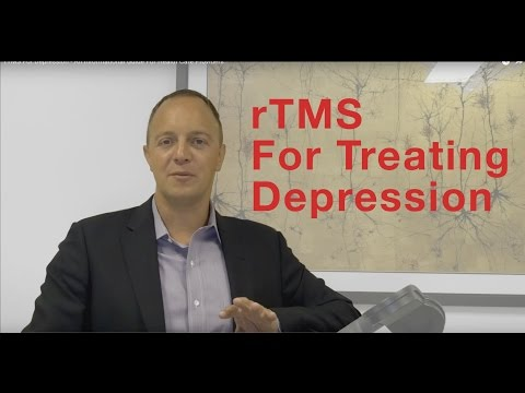 rTMS For Depression – An Informational Guide For Health Care Providers