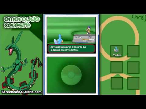 how to play pokemon emerald online