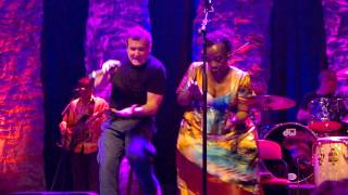 Johnny Clegg Austin TX Cruel Crazy Beautiful World