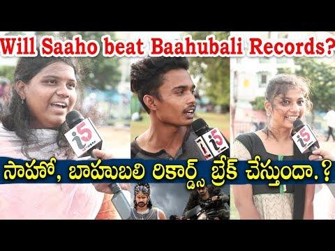 Will Saaho beat Baahubali Records? - Public Talk   Prabhas   Shraddha Kapoor   Sujeeth Mp3