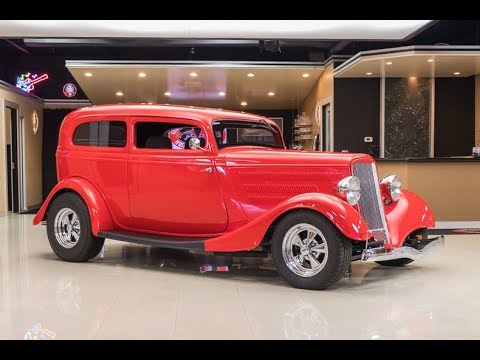 1933 Ford Tudor | Classic Cars for Sale Michigan: Muscle & Old Cars