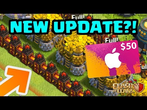 I'm Betting $50 That There Will Be A HUGE Update This Month! | Clash Of Clans