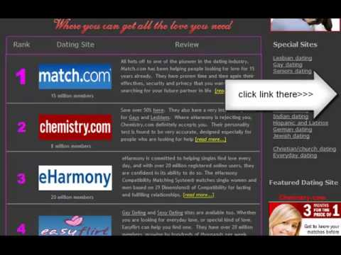 Top safe dating websites
