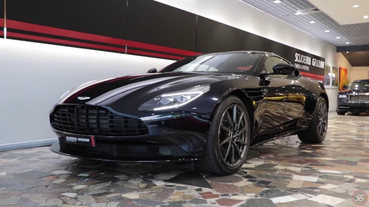 2016 Aston Martin Db11 Launch Edition Scuderia Graziani Youtube