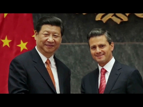 Mexico, China strengthen trade as unease grows over NAFTA's future