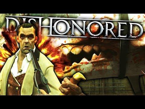 WHALE RESCUE | Dishonored: Funny Moments (Gameplay Montage) |