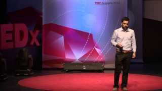 Τολμηρή καινοτομία: Γιάννης Μουργής at TEDxAcademy