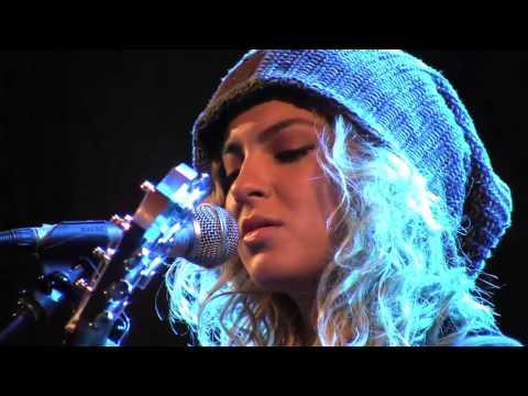 Tori Kelly sings at Muskego High School