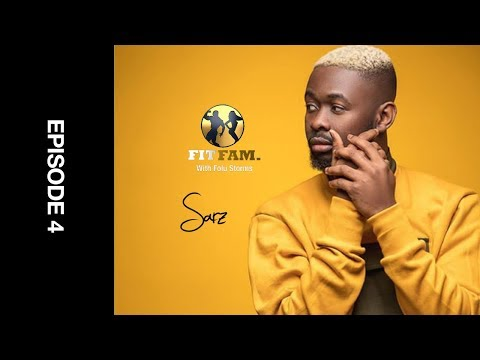 Episode 4 – Sarz and Folu Storms get fit on MTV Base Fit Fam