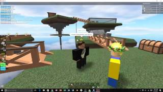 First Video! - ROBLOX Skyblock 2