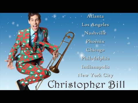 Nashville Line-Up: December 8th! (Christopher Bill - Holiday Tour 2017)