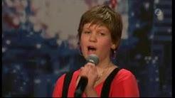 Talang 2009: Elin Wennström