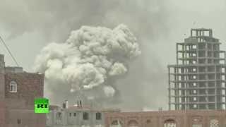 Encore un jour mortel à Sanaa : 40 morts après des frappes de la coalition